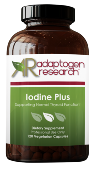 Iodine Plus - Adaptogen Research