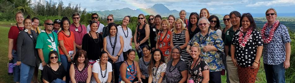 photo of Kalaheo School Faculty & Staff 2019-20