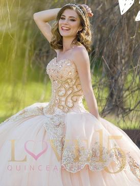 Love Sweet Candy Quinceanera Collection