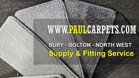 Paul Carpets Bury Bolton North West