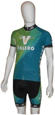 full custom bicycle clothing kit
