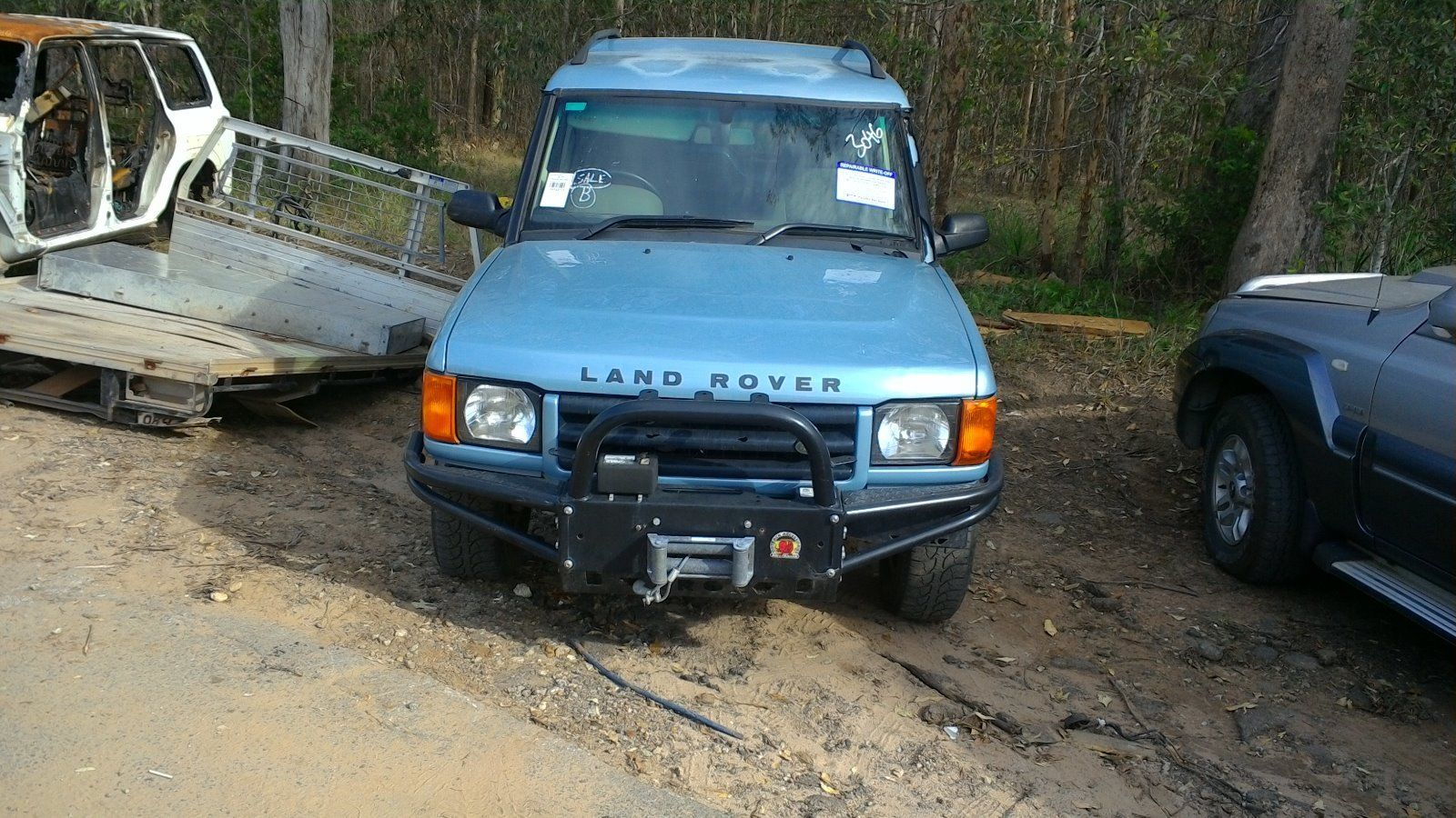 rover watch road tv offroad youtube extreme off land discovery parts landrover program