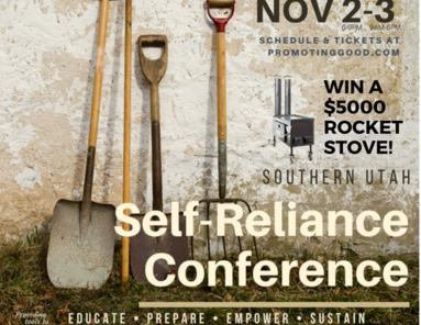 Southern Utah Self Reliance and Prepare Conference