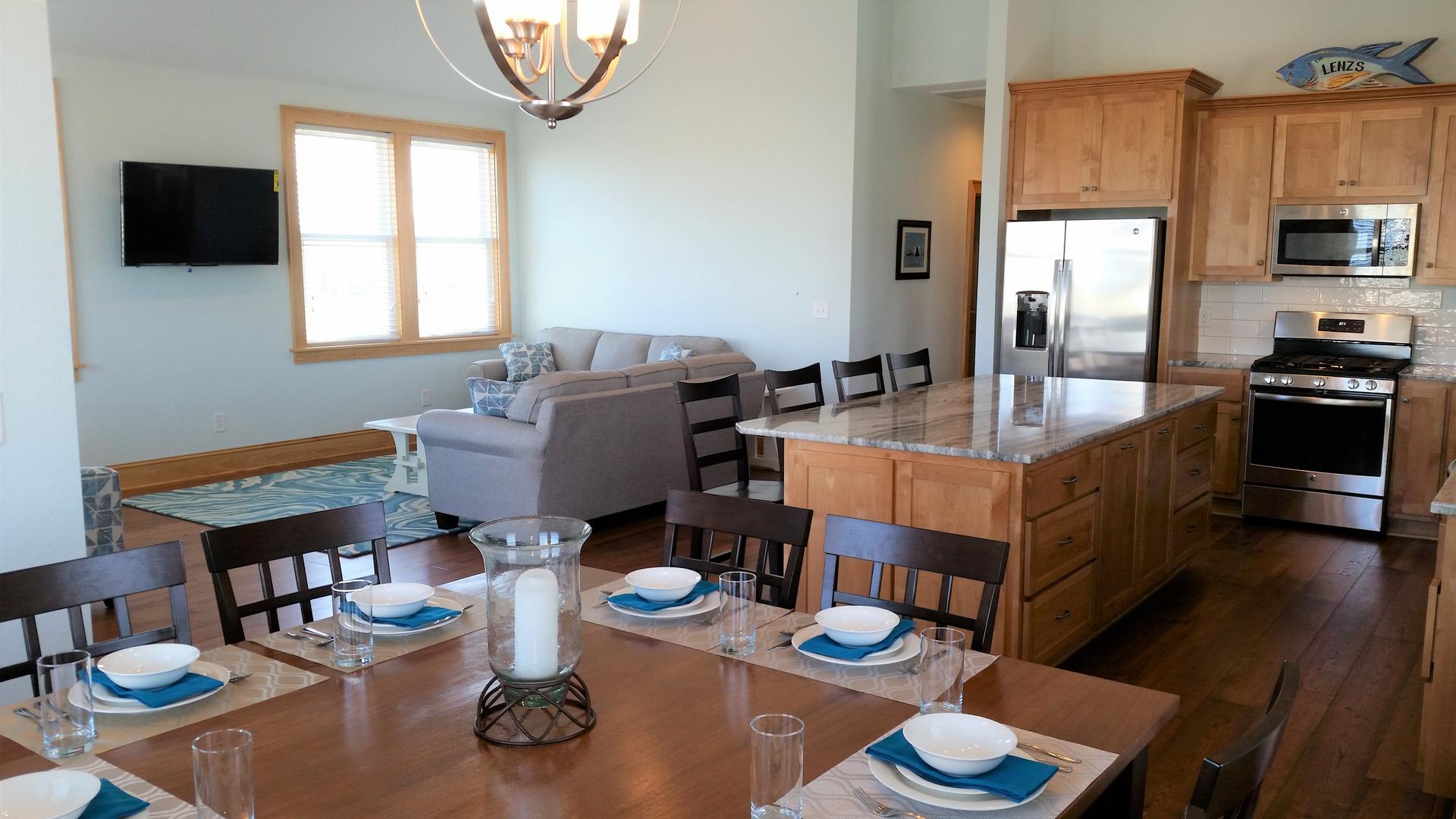 Lenz Homes - Outer Banks - Currituck - OBX - Custom Home Builder
