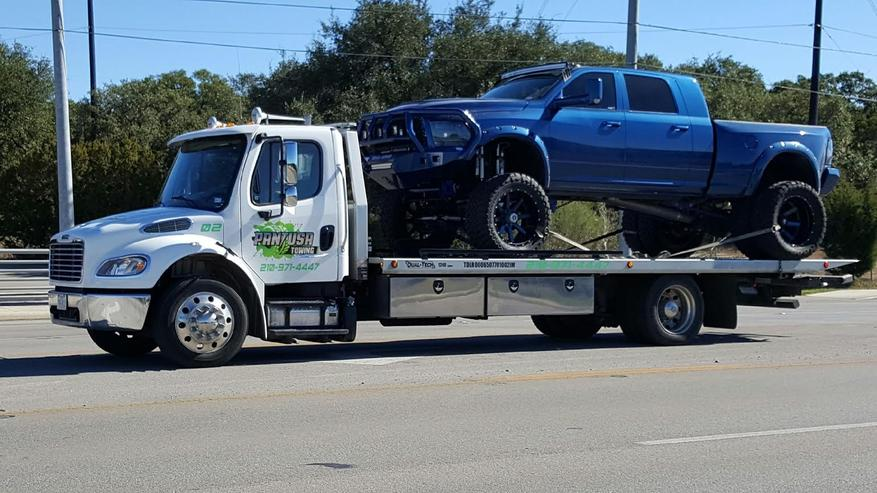 Towing Service San Antonio