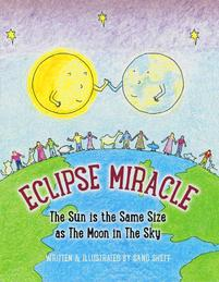 Sand Shef, Eclipse Miracle, Childrens Book