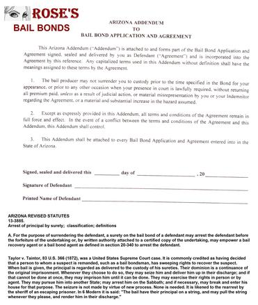 Bail Bonds Bail Bonds Bail Bonds Forms
