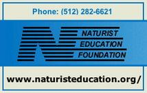 Naturist Education Foundation, Oshkosh, Wisconsin