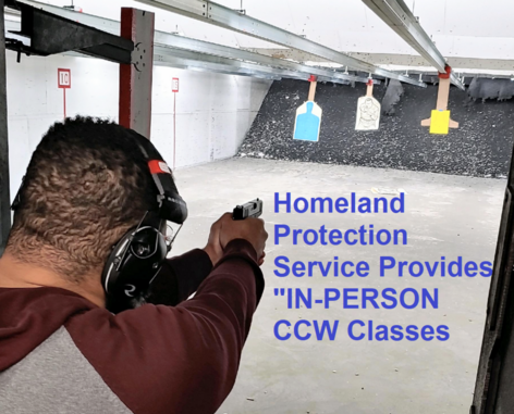 HPS Certified Firearms Instructors Provides VA CCW Classes
