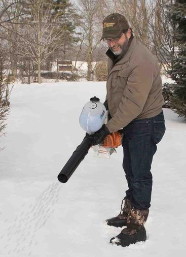 Snow & Ice melt, EXTREME Blower Products