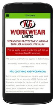 V4G Workwear in Radcliffe