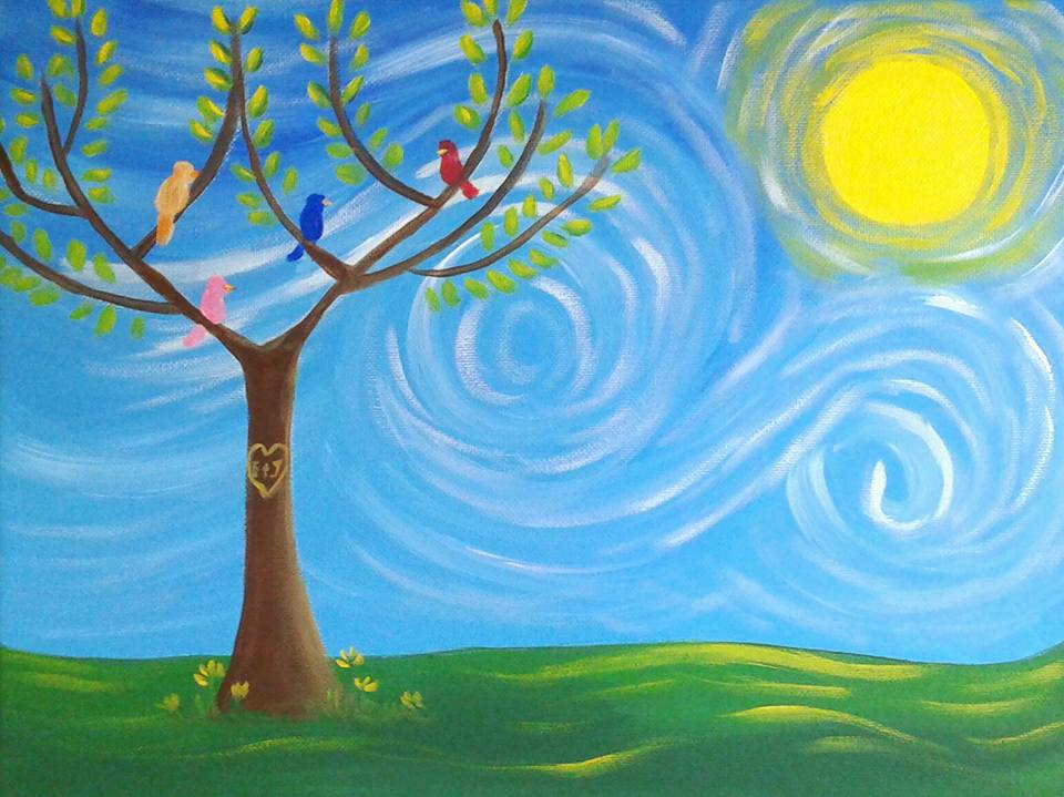Kids Mobile Painting Parties - Birthdays and team building