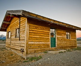 Cabins for Cooper s cabin park city