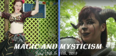 Magic and Mysticism Event