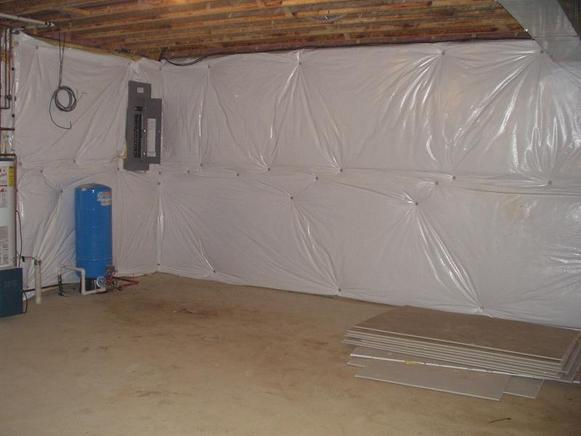 BASEMENT INSULATION SERVICES