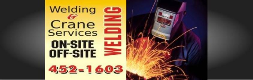 Welding and Crane Services by CAT Graphics