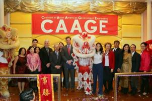 2015 CAAGE Lunar New Year Luncheon