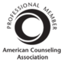 American Couseling Association Professional Member