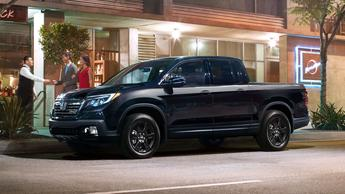 2017 Honda Ridgeline - Review