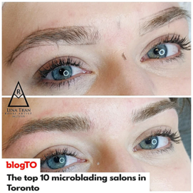Best Microblading in Toronto