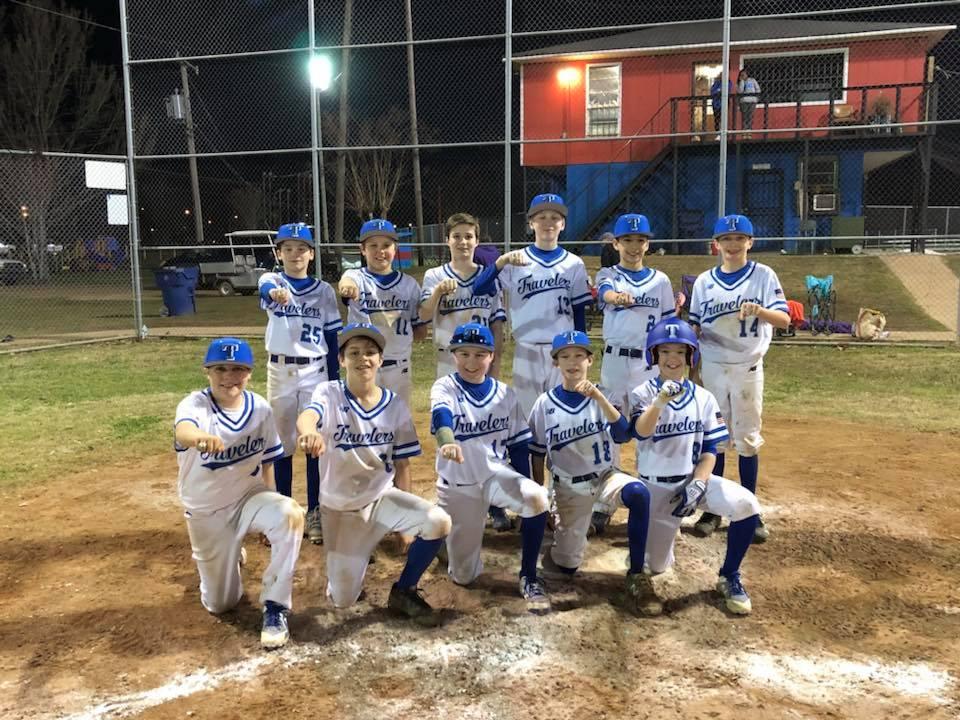 Memphis Travelers Baseball
