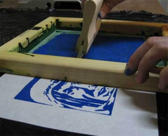 3abb6a17 Silk Screen Printing