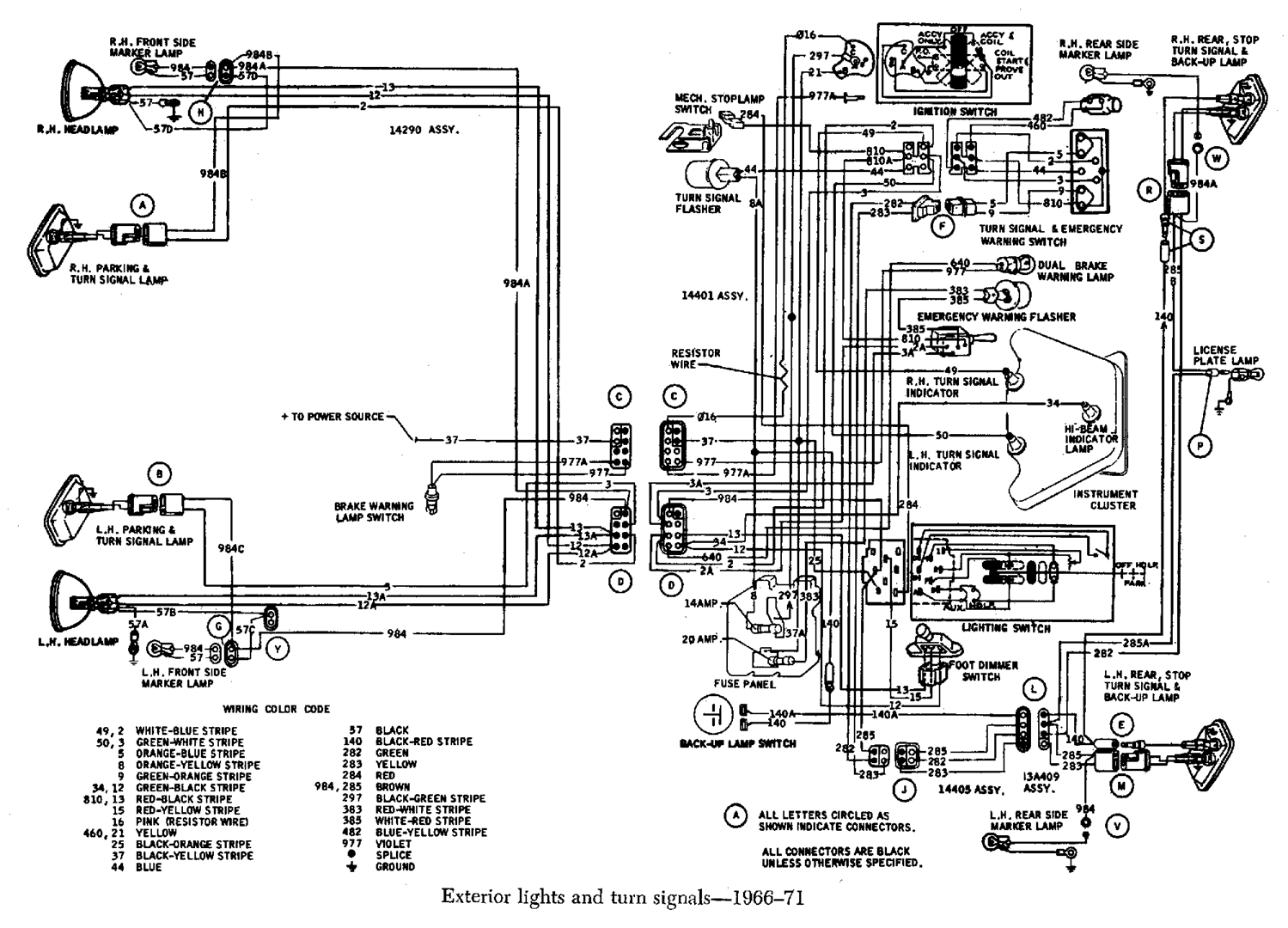 Tech Corner 1970 Chevy Truck Vin Location Get Free Image About Wiring Diagram I Found A Vacuum Chart Specifically For Broncos In California