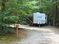 picture of rv on site