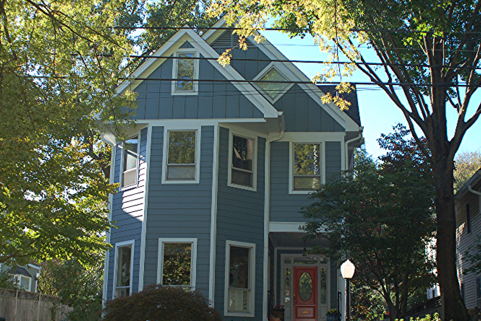 James Hardie Siding Boothbay Blue Siding Contractor
