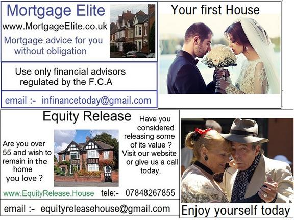 mortgages,equity release