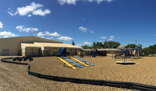 Scobey School Playground