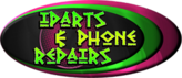 iParts And Phone Repairs Logo