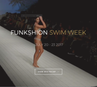 Miami events; Swimsuit Show; Bikini; Women; South Beach