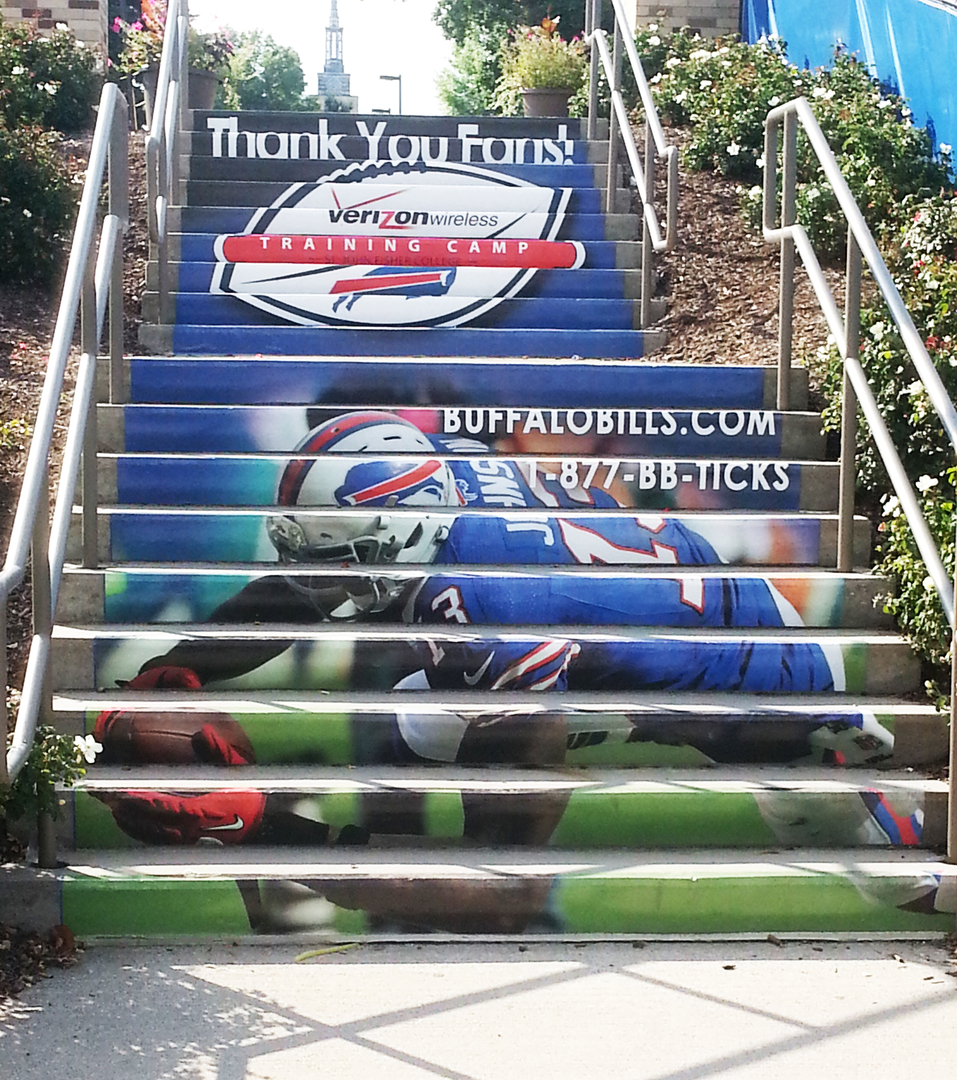 architecture wraps and interior graphics wall murals sports sports arenas environments