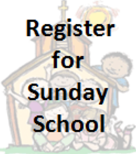 Click Here to learn more about Sunday School.