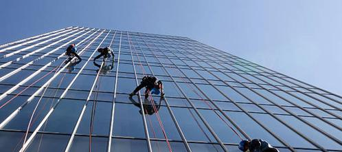 ONGOING WINDOW CLEANING SERVICE