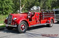 1941 Mack pumper