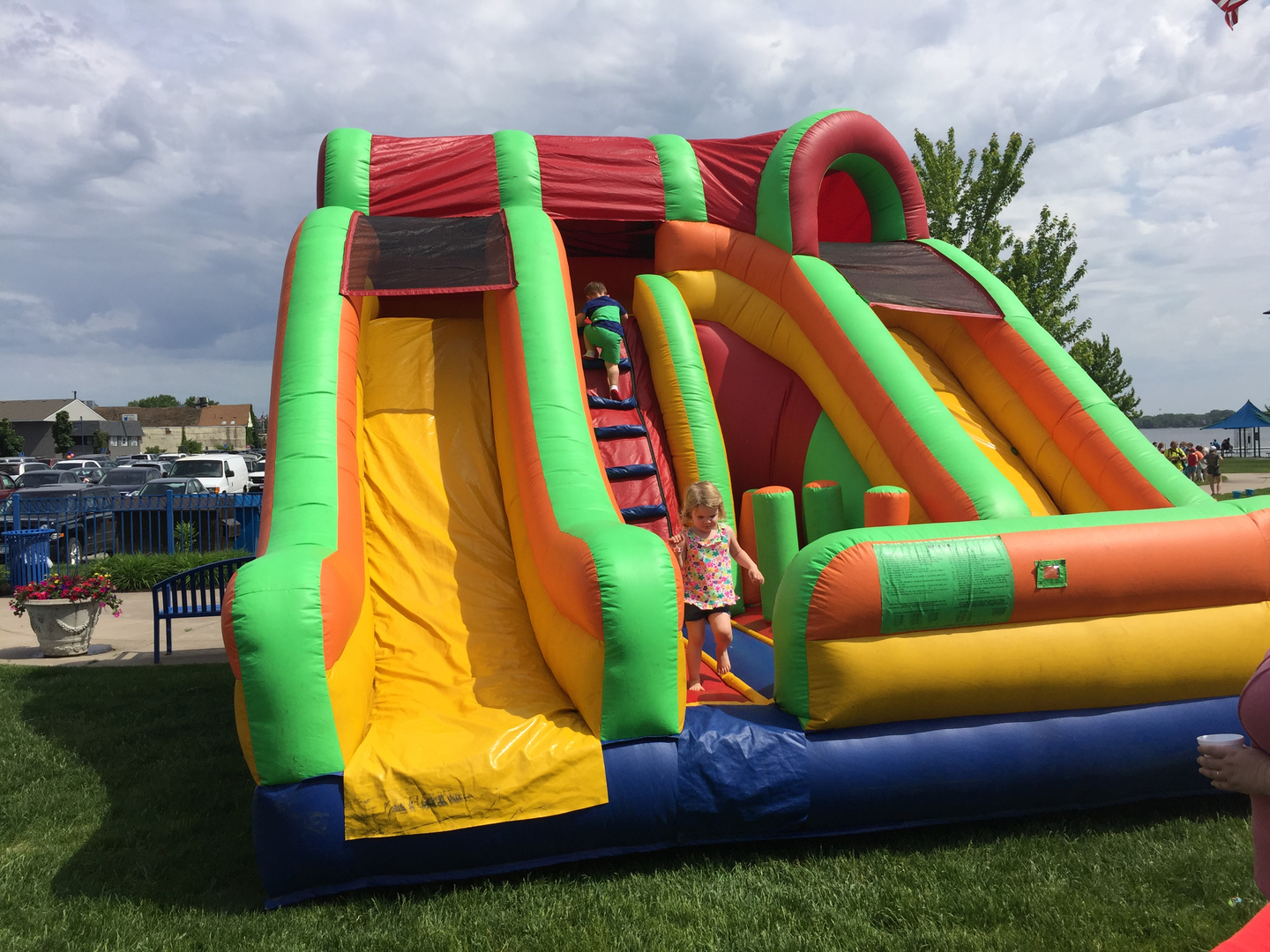 Affordable Inflatables In St Paul Mn