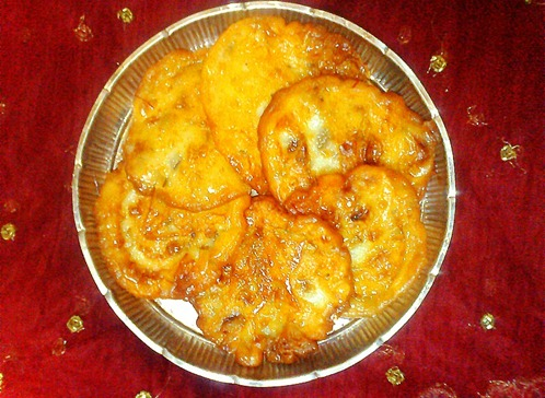 MALPUA An Indian Pancake