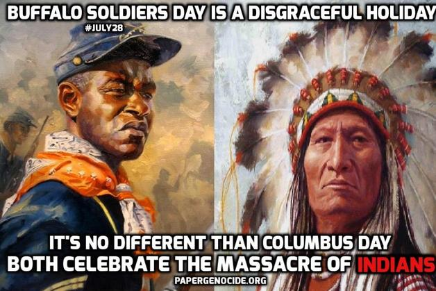 Image result for buffalo soldiers rape indians