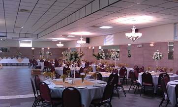 Joseph Bianca Ballroom At Generale Ameglio Civic Association