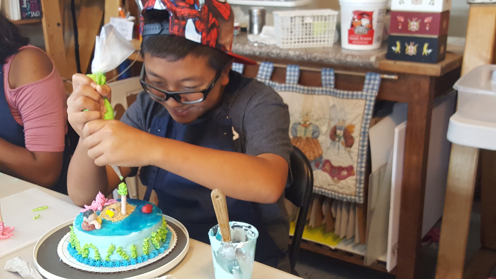 Baking And Cake Decorating Classes Petit Fleurs Fremont Ca