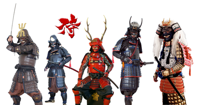 Iron Mountain Armory Samurai Armor