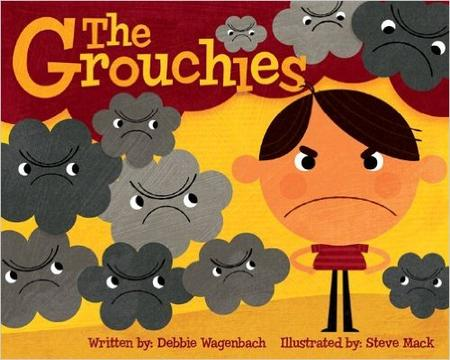The Grouchies by Debbie Wagenbach Childrens Book Grouchy Kids