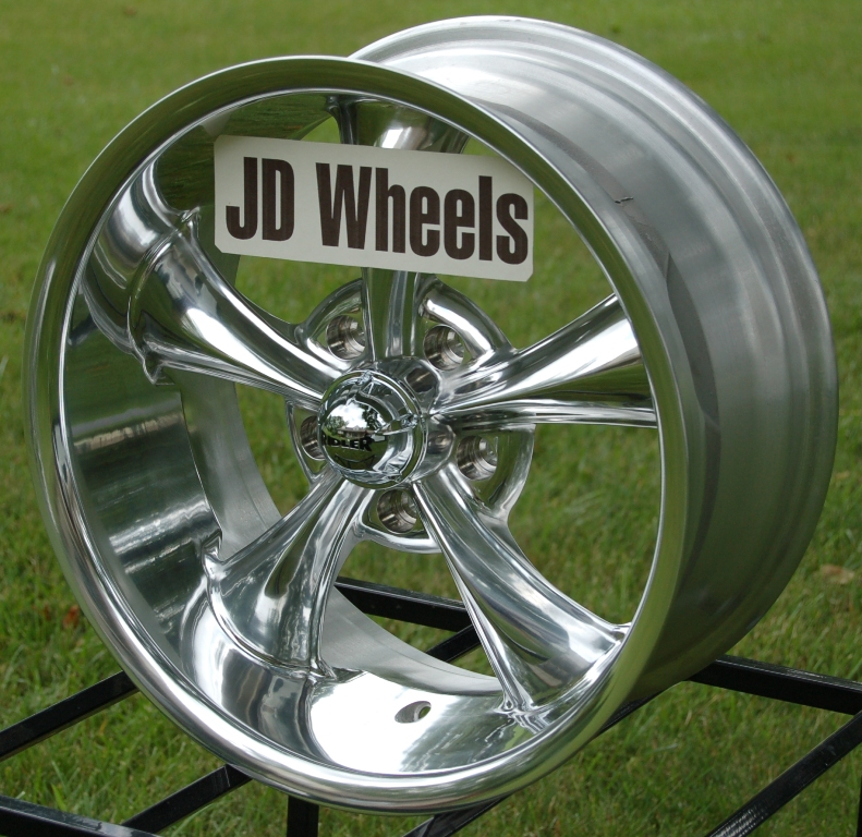 JD Wheels Performance Wheels And Tires - Hot Rods Street Classic ...