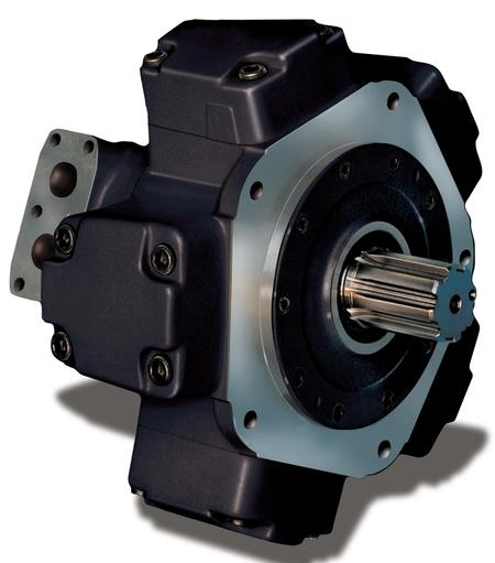 Radial piston motors parker calzoni mr mrc series mumbai for Parker hydraulic motor identification