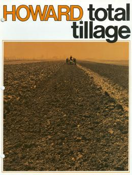 Howard Total Tillage Brochure