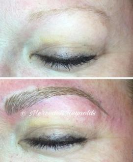 Semi Permanent Eyebrows Naples