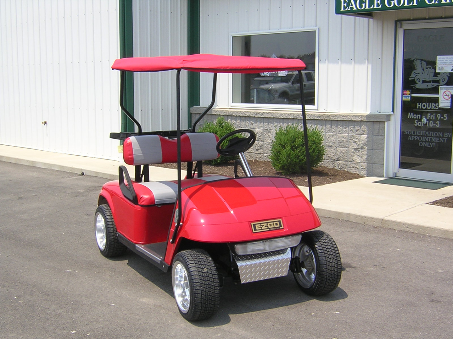 Customizing Flatbed Golf Cart Doors Html on