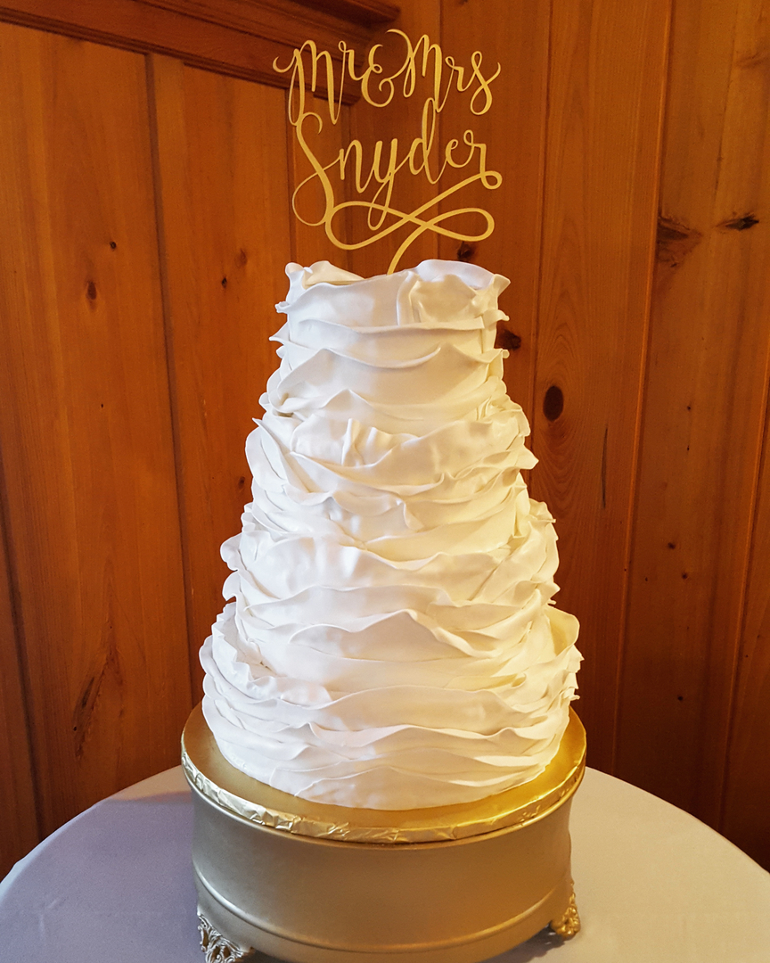 Port orange wedding cakes contact us today to schedule your free wedding cake consult junglespirit Images